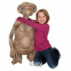 NEW NECA E. T. Movie The Extra Terrestrial ET Life Size Stunt Puppet Prop Replica