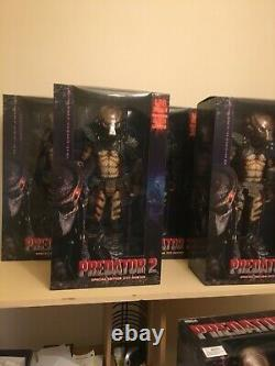 Neca 1/4 Predator 2 Brand Newrare