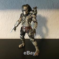 Neca 7 inch Predator Jungle Hunter action figure / Predators / Aliens / Rare