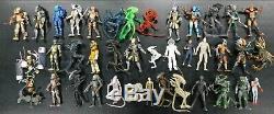 Neca Alien & Predator Lot Of 36 Figures Some Rare Prometheus