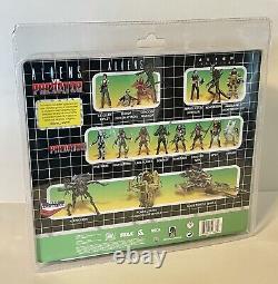 Neca Alien VS Predator Action Figure 2 Pack Toys R Us Exclusive 2015 Kenner
