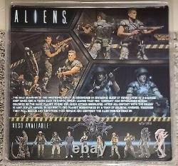 Neca Aliens Dwayne Hicks & William Hudson, Colonial Marines 30th Anniversary-new