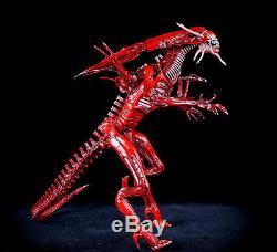 Neca Aliens Genocide Red Queen Mother Deluxe Action Figur Neu/ovp