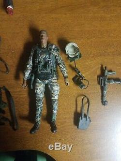 Neca Aliens Loose Lot Bishop Hicks Hudson Frost Ripley