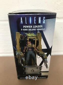 Neca Aliens P-5000 Power Loader Deluxe Vehicle Action Figure With Box