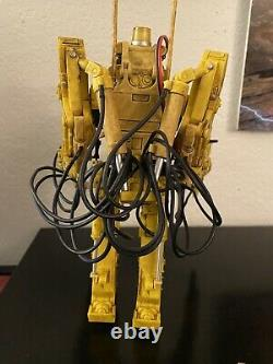 Neca Aliens Power Loader with Ripley Figure Loose Complete READ DISC