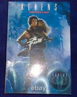 Neca Aliens Ripley & Newt Action Figures With Box USED