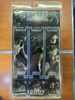 Neca Aliens VS Predator Requiem Alien Warrior Action Figure AVP R