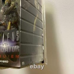 Neca Aliens vs Predator Requiem Hybrid Predalien Closed & Opened Mandibles 2SET