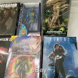 Neca Lot Halloween Predator Alien