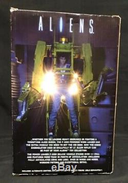 Neca, Reel Toys, Aliens Power Loader P-5000 Deluxe Vehicle, Used