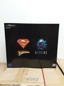 Neca SDCC 2019 Superman vs Alien