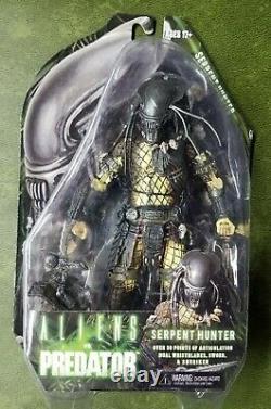 Neca Serpent HUNTER PREDATOR (SERIES 17) Aliens Vs Predator Rare Avp