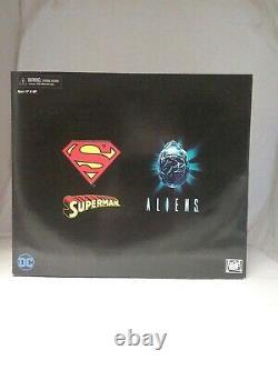 Neca Superman Vs. Aliens 2 Pack SDCC 2019 Exclusive