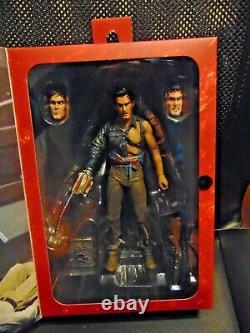 New Neca Official Horror Figure Lot Of 8 Jason Predator Aliens Halloween & more