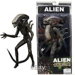 Nib 8 NECA Aliens AVP Action Figure Xenomorph Warrior The Brown Collection New