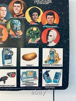 ORIGINAL 1970's Mego Star Trek Aliens 8 Cheron Action Figure Mint on Card MOC