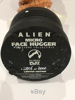 Palisades Micro Bust Alien Face Hugger Facehugger Boxed