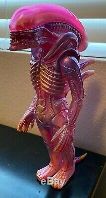 Paul Kaiju Alien Sofubi Custom One Off Hand Painted Figure Designer Toy Rare
