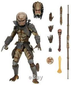 Predator 2 ULTIMATE CITY HUNTER PREDATOR ACTION FIGURE NECA Aliens AVP