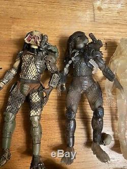 Predator & Alien Action Figure Lot LOOSE