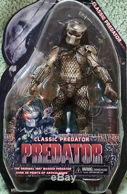 Predators Classic Predator action figure ALIEN