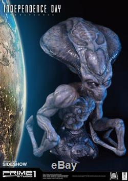 Prime 1 Studio Independence Day Resurgence Alien Life Size Bust New