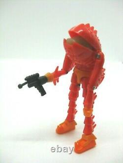 RARE Lobros Alien near Complete Micronauts Mego 1979 Vintage Action Figure