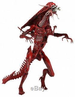 RED ALIEN QUEEN Aliens 15 inch Action Figure Neca