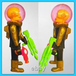 Rare! 1981 Skull Alien Space Astronaut Vintage Airgam Boys Star Wars Tomland