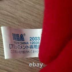Rare Sonic X the Hedgehog Knuckles Echidna UFO Prize SEGA 2003 Japan TAG 9