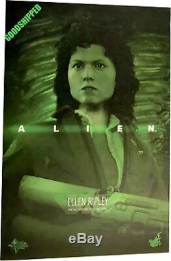 Ready Hot Toys 1979 Alien Ellen Ripley Sigourney Weaver 1/6 Misb Mms366 New Rare