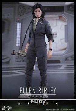 Ready! Hot Toys MMS366 Alien Ellen Ripley Sigourney Weaver 1/6 Figure