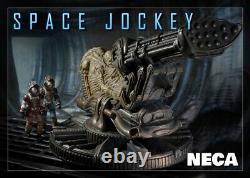 Riesige NECA Alien 1979 Space Jockey Statue 61cm 24 (Ridley Scott HR Giger)
