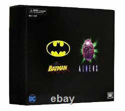 SDCC NYCC 2019 NECA DC Batman vs (Joker) Aliens Action Figure Set MIB