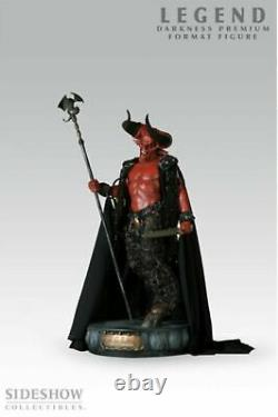 SIDESHOW EXCLUSIVE LORD OF DARKNESS LOW #1/500 PREMIUM FORMAT STATUE FIGURE Bust