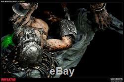 SIDESHOW EXCLUSIVE New! BAD BLOOD POLYSTONE #4/1500 STATUE ALIEN PREMIUM FIGURE