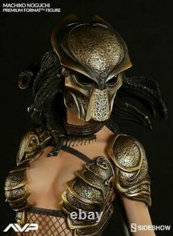 SIDESHOW EXCLUSIVE PREDATOR MACHIKO NOGUCHI PREMIUM FORMAT STATUE LOW #3 Alien