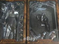 Samurai Hot Toys Alien Vs Predator AVP 14 1/6 Scale Figure Sideshow NEW