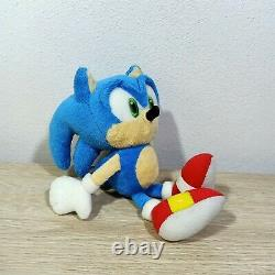 Sanei Sonic the Hedgehog S Size 8 Plush Toy Doll Japan