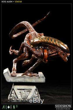 Sideshow Dog Alien 3 Diorama Statue Figure Figurine 306/750 New In Box Very Rare
