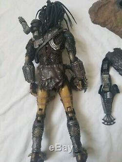 Sideshow Hot Toys Aliens Vs Predator Wolf Predator