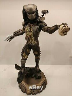 Sideshow Predator Statue Exclusive Premium Figure Jungle Hunter Avp Alien Aliens