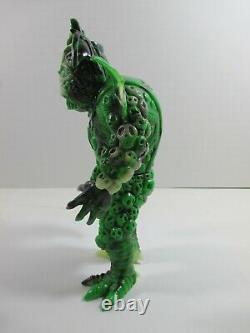 Skinner ULTRUS BOG GID Alien Phantom 8 Japan Sofubi Vinyl LTD Figure Green
