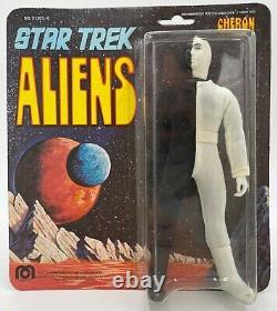 Star Trek Aliens Cheron 8 Action Figure Mego 1975