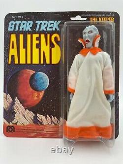 Star Trek Aliens The Keeper 8 Action Figure Mego 1975