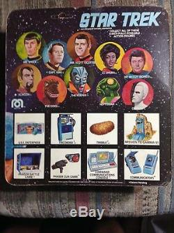 Star Trek Aliens Vintage Mego The Gorn 1975 TOS unpunched rare collectable
