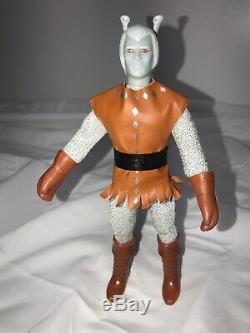 Star Trek Andorian Original & 100% Complete 1976 Mego Alien Figure Loose Nice