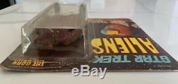 Star Trek Mega RARE Gorn 1976 8 MOC Alien Action Figure