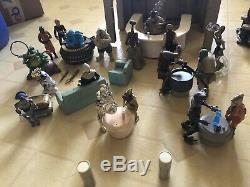 Star Wars Cantina Diorama TVC VC Saga Jabbas Palace Empiretoyworks Custom Lot